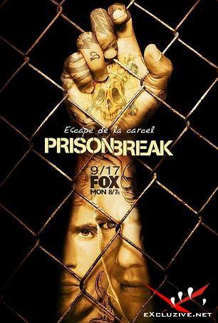 Побег из тюрьмы (2005-2007) [3 Сезона]
