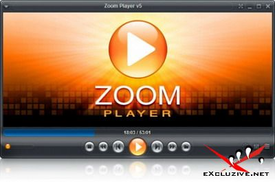 Zoom Player Professional 5.01 Final