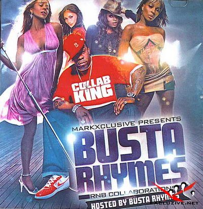 VA - Mark Xclusive Presents Busta Rhymes RnB Collaborations (2007)