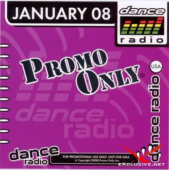 VA - Promo Only Dance Radio January 2008