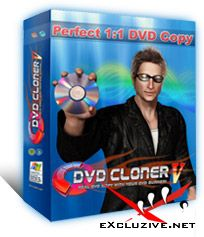 DVD-Cloner V 5.10 Build 966 Multilinguage
