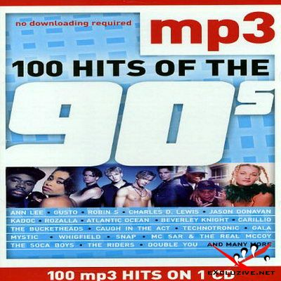 VA - 100 Greatest Dance Hits of the 90s (2007)