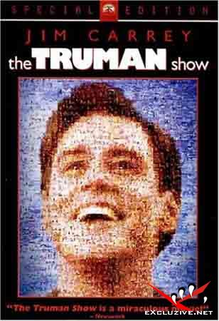 Шоу Трумэна / Truman Show, The (1998) DVDRip