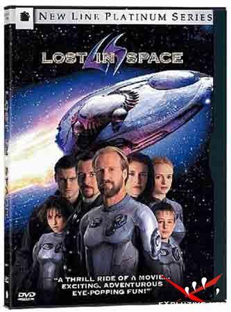 Затерянные в космосе / Lost in Space (1998) DVDrip