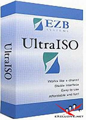 UltraISO PE 8.6.6.2180