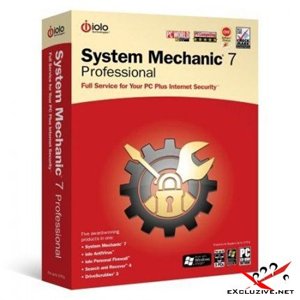 System Mechanic Professional 7.5.5
