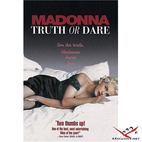 В постели с Мадонной / Madonna: Truth or Dare [1991, документальный, музыка, DVDRip]