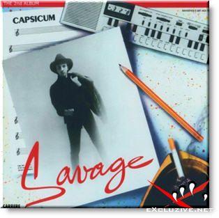 Savage - Capsicum (1986)