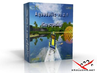 Aquadelic v1.2.1 + Age of Empires (All Portable)