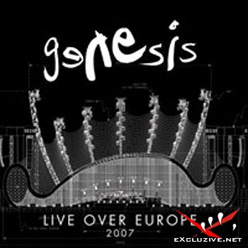 Genesis - Live Over Europe - 2007