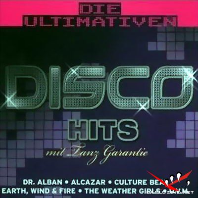 VA-Die Ultimativen Disco Hits (2007)