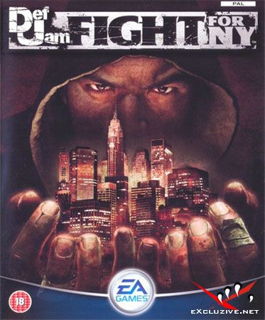 Def Jam Fight For NY(PSP)