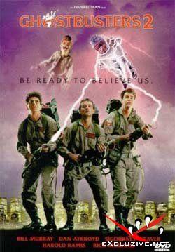 Охотники за приведениями 2 / Ghostbusters 2 (1989)