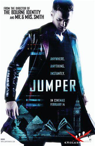 Телепорт / Jumper (2008) HDTVRip (ТРЕЙЛЕР)