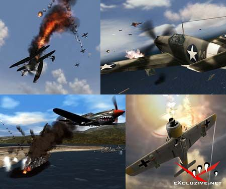 Heroes of The Pacific/Герои воздушных битв