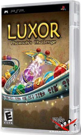 Luxor 2: Pharaohs Challenge