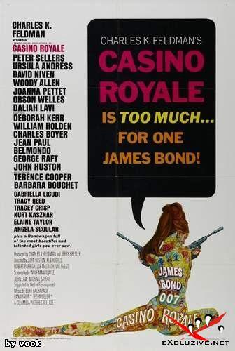 007 - 00. Казино Рояль (1967)
