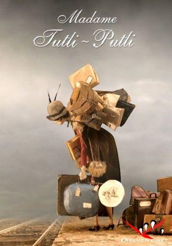 Госпожа Тютли-Пютли / Madame Tutli-Putli [2007, Мультфильм, авангард, DivX/XviD DVDRip]