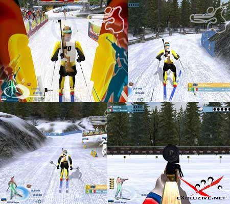 Biathlon Champion 2007. скачать игры бесплатно онлайн. скачать музыку клубн