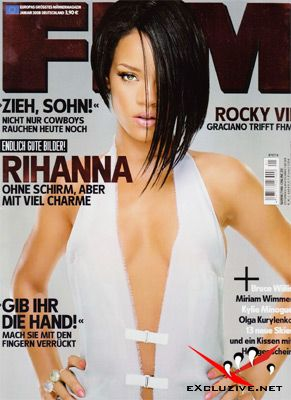 FHM January 2008