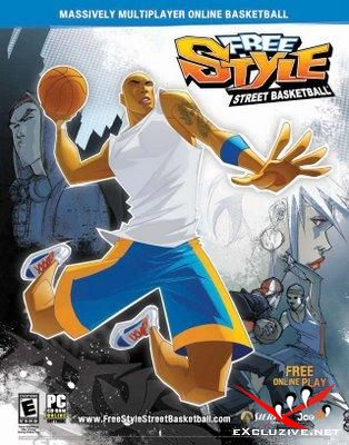 FreeStyle Street Basketball [2007, Online / Simulator, ENG]