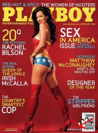 Журнал Playboy 2008 (USA)