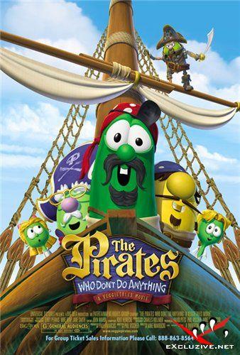 Приключения пиратов в стране овощей 2 / The Pirates Who Don't Do Anything: A VeggieTales M