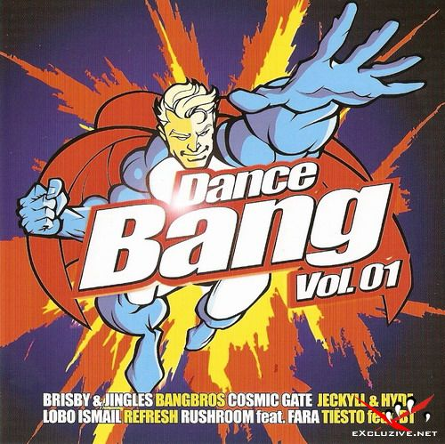 VA - Dance Bang Vol 1-2CD(2008)