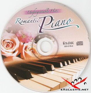 VA - Unforgettable Hits (Romantic Piano) (2007)