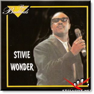 Stivie Wonder - Best Ballads (1997)