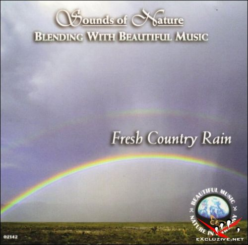 Sounds Of Nature - Fresh Country Rain - (with music)