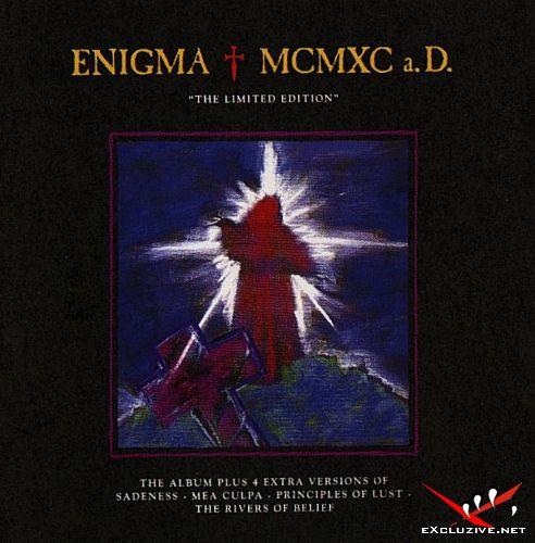 ENIGMA - DISCOGRAPHIA (8 albums)
