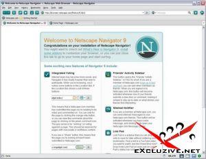 Netscape 9.0 beta 3