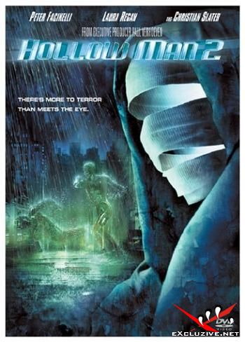 Невидимка 2 / Hollow Man 2 DVDRip 2006