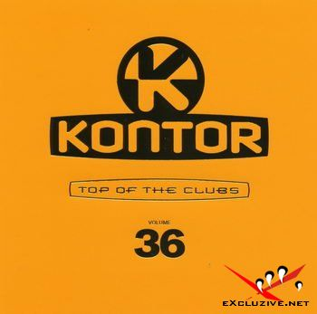 Kontor Top Of The Clubs Vol.36 (3 CD)
