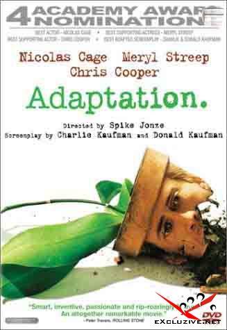 Адаптация / Adaptation (2002) DVDrip