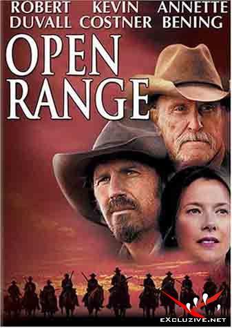 Открытый простор / Open Range (2003) DVDrip