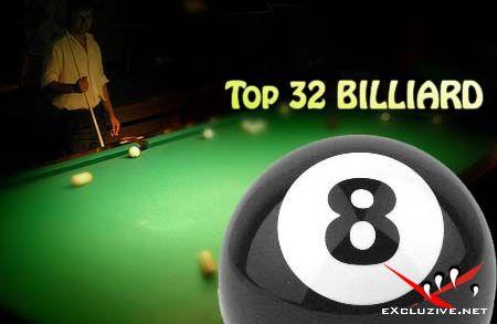 Top 32 Billiards!