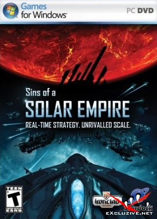 Sins of Solar Empire (2008) ENG