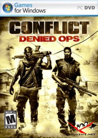 Conflict: Denied Ops (2008)