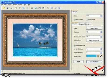 Frame Maker Pro 3.85. frame maker scr Frame Maker Pro 3.85. Download links