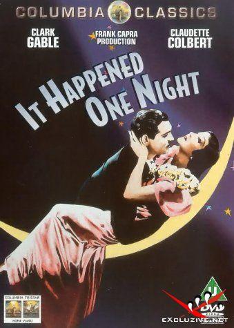 Это случилось однажды ночью / It Happened One Night (1934) DVDRip