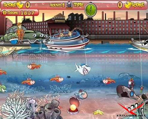 Fishing Craze v1.0 (by Joju Games)