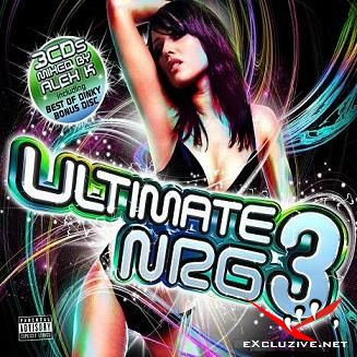 Ultimate Nrg 3 [Mixed By Alex K] 2008