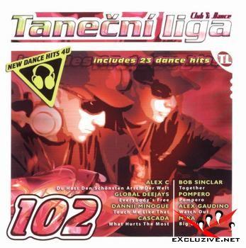 VA - Tanecni Liga 102(2008),VA - Hitzone 44 (2008)