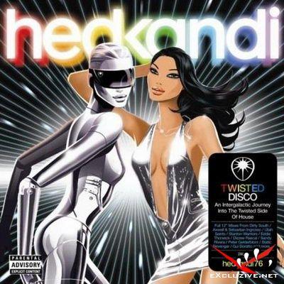 VA - Hed Kandi Twisted Disco-2CD (2008)
