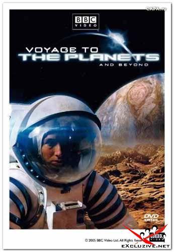 BBC: Космическая Одиссея. Путешествие по галактике / BBC: Space Odyssey (2004) DVDrip