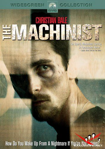 Машинист / The Machinist (2004) DVDrip