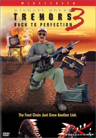 Дрожь земли 3 / Tremors 3: Back to Perfection (2001) DVDRip