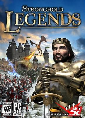Stronghold Legends [2006, Strategy/real-time/3d, английский]